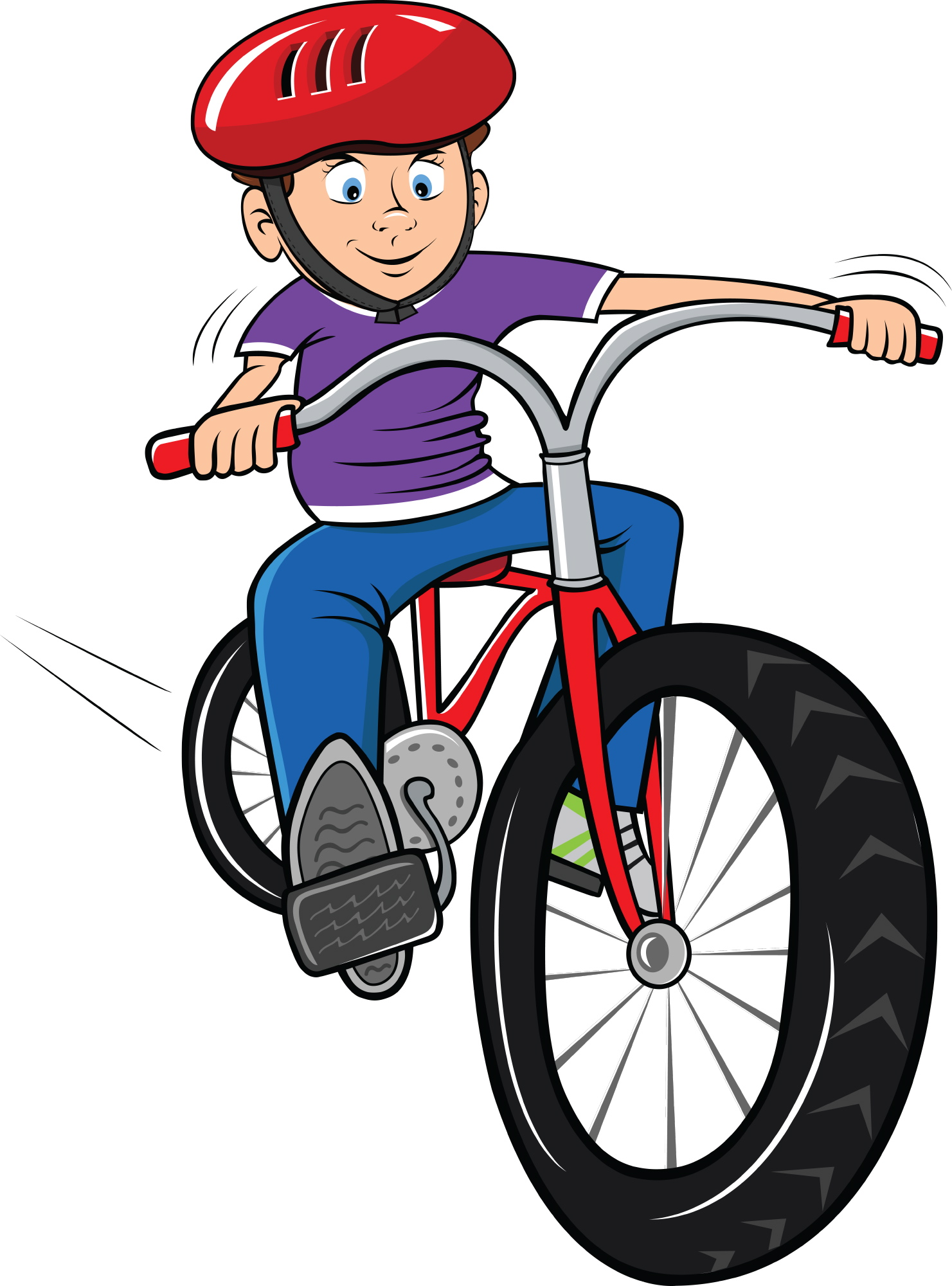 boy riding a bike jo lamble